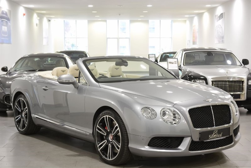 used Bentley Continental GTC V8 in sheffield-south-yorkshire