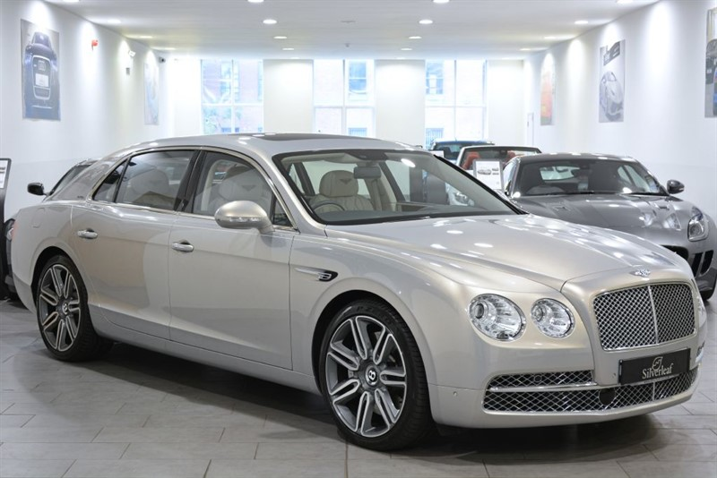 used Bentley Flying Spur W12 MULLINER DRIVING SPEC in sheffield-south-yorkshire