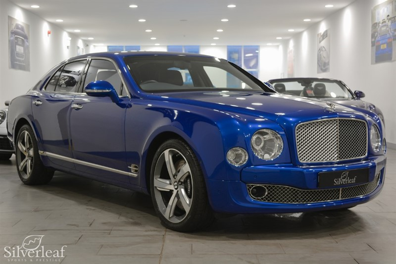 used Bentley Mulsanne V8 SPEED in sheffield-south-yorkshire