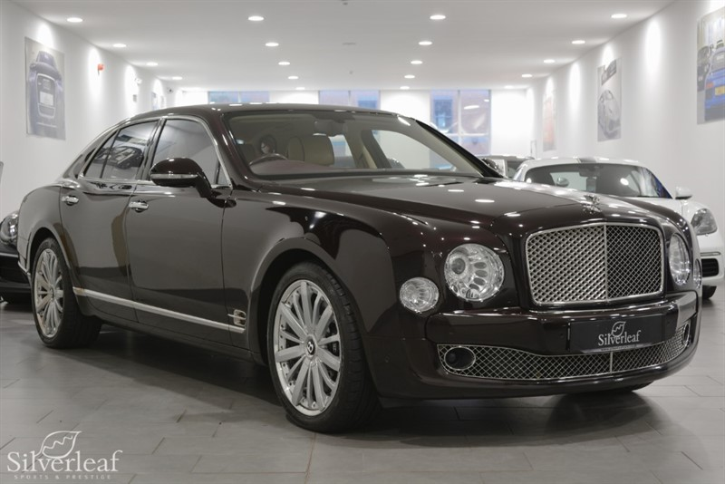 used Bentley Mulsanne V8 in sheffield-south-yorkshire