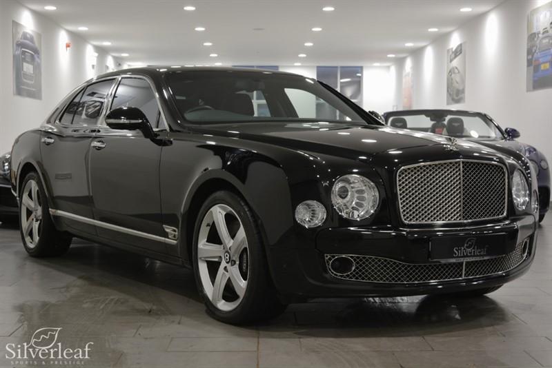 used Bentley Mulsanne V8 MULLINER DRIVING SPEC in sheffield-south-yorkshire