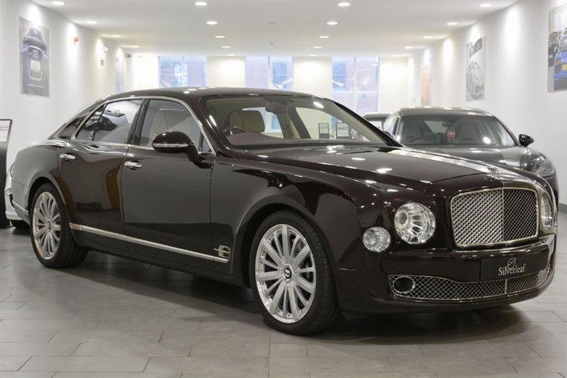used Bentley Mulsanne V8 in sheffield-south-yorkshire