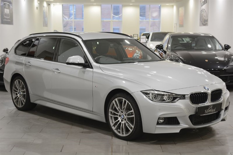 used BMW 335d XDRIVE M SPORT in sheffield-south-yorkshire