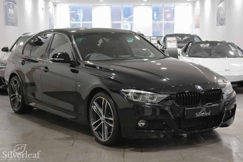 used BMW 320d M SPORT SHADOW EDITION in sheffield-south-yorkshire