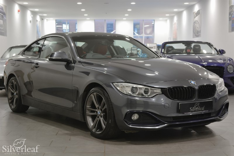 used BMW 420d SPORT in sheffield-south-yorkshire