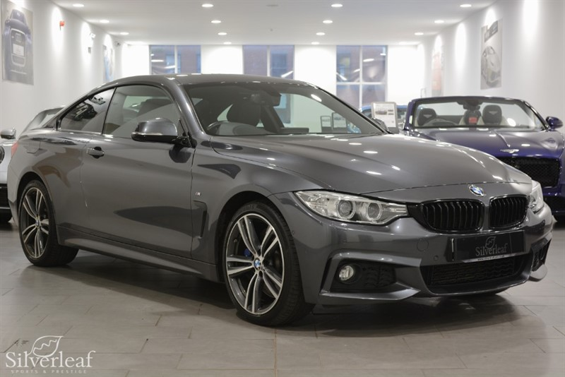 used BMW 430d XDRIVE M SPORT in sheffield-south-yorkshire