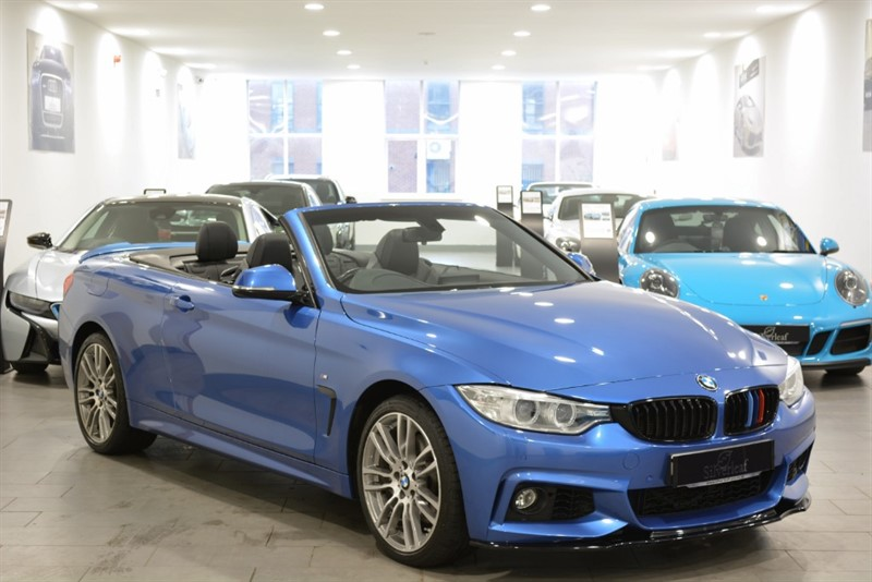 used BMW 435d XDRIVE M SPORT in sheffield-south-yorkshire