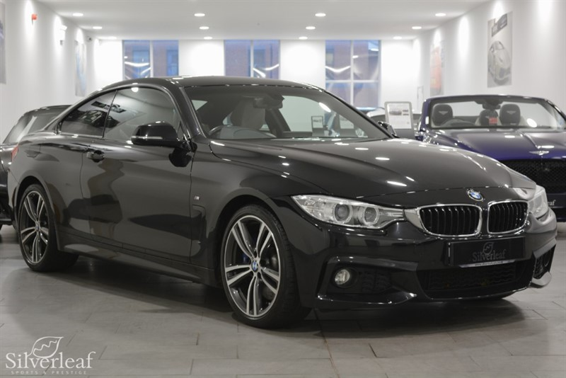 used BMW 440i M SPORT in sheffield-south-yorkshire