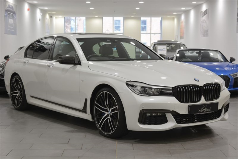 used BMW 740d XDRIVE M SPORT in sheffield-south-yorkshire