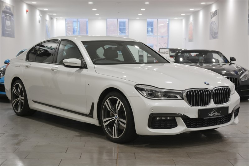 used BMW 730d XDRIVE M SPORT in sheffield-south-yorkshire