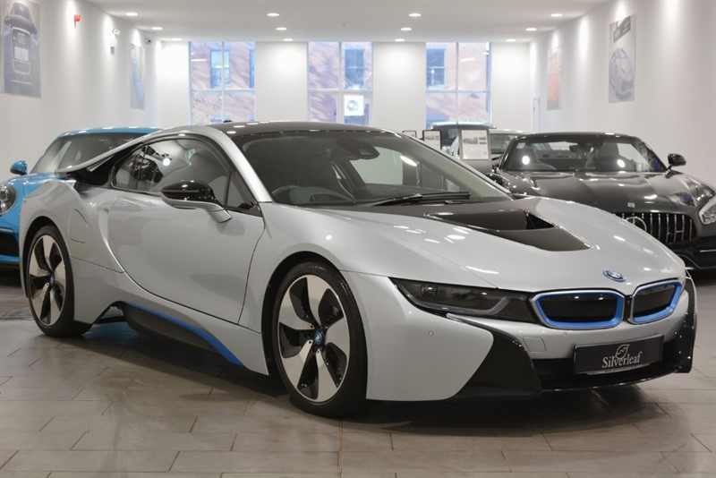 used BMW i8  in sheffield-south-yorkshire
