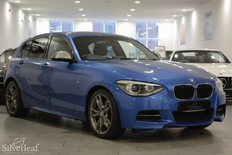 used BMW M135i DCT in sheffield-south-yorkshire
