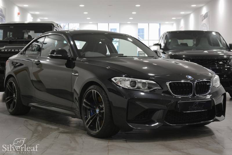 used BMW M2 DCT in sheffield-south-yorkshire