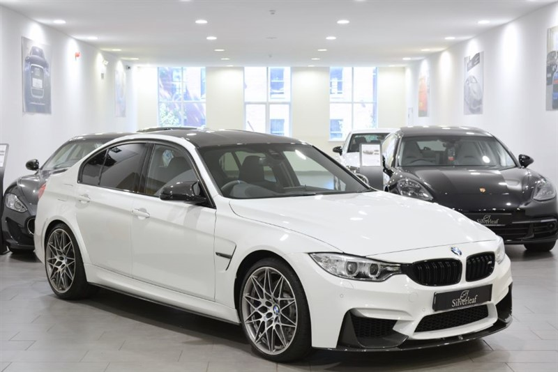 used BMW M3 COMPETITION PACKAGE in sheffield-south-yorkshire