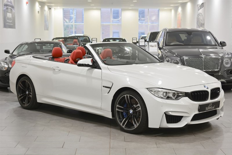used BMW M4 DCT in sheffield-south-yorkshire