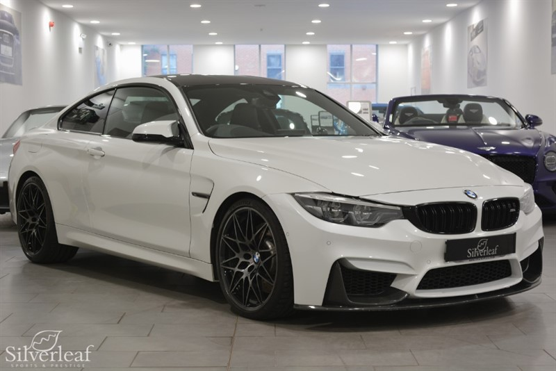 used BMW M4 COMPETITION in sheffield-south-yorkshire