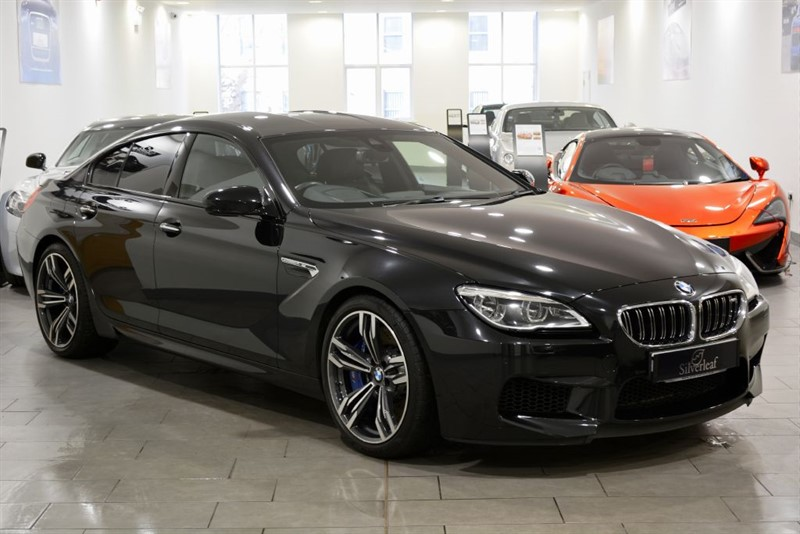 used BMW M6 GRAN COUPE in sheffield-south-yorkshire