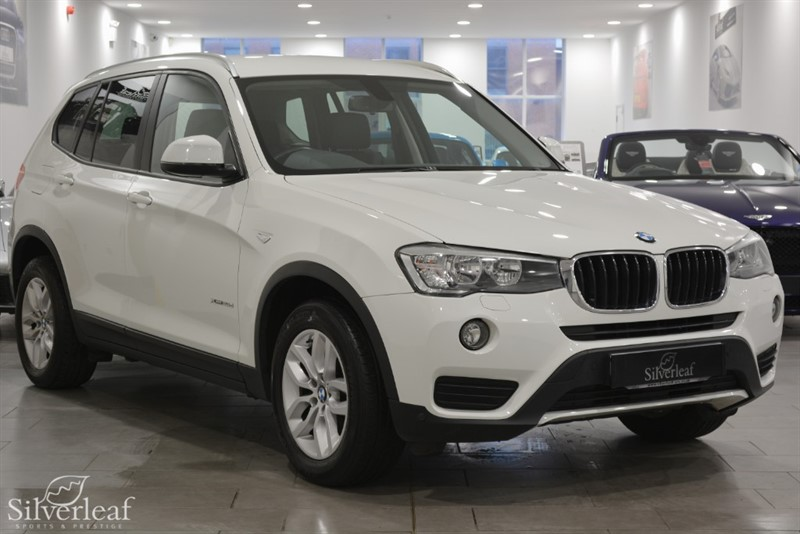 used BMW X3 XDRIVE20D SE in sheffield-south-yorkshire