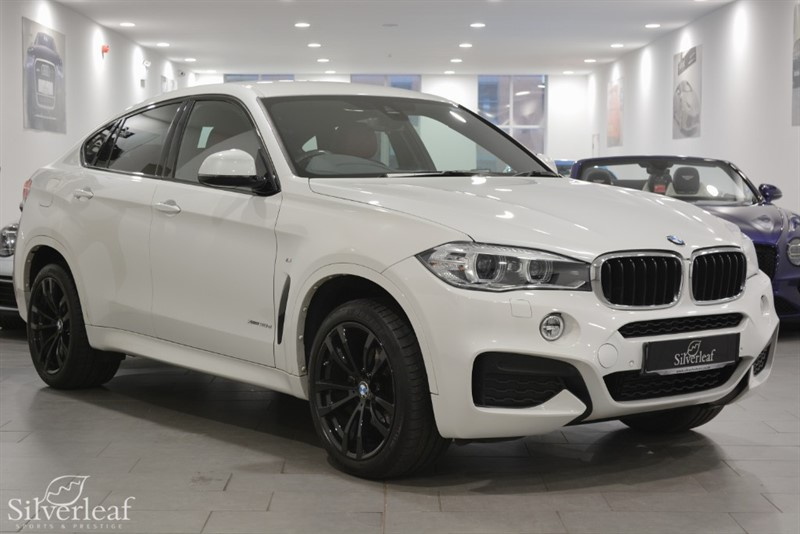 used BMW X6 XDRIVE30D M SPORT in sheffield-south-yorkshire
