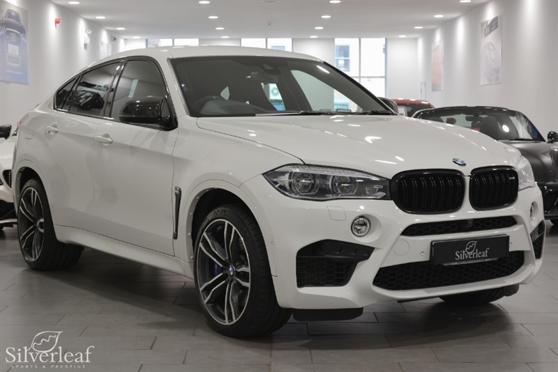 used BMW X6 M in sheffield-south-yorkshire