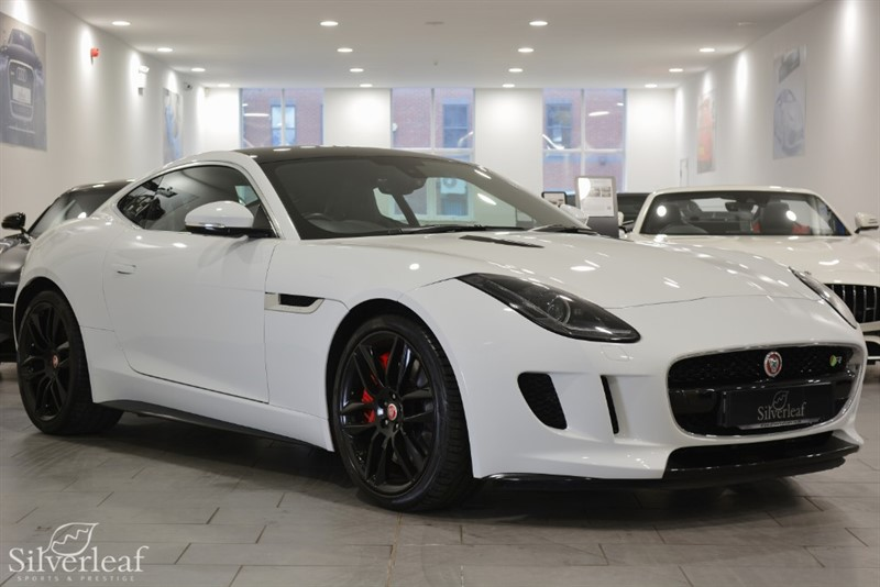 used Jaguar F-Type V8 R in sheffield-south-yorkshire
