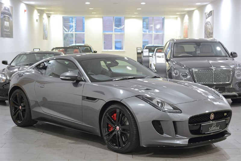used Jaguar F-Type V6 S AWD in sheffield-south-yorkshire