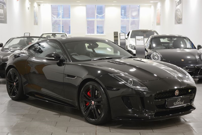 used Jaguar F-Type R in sheffield-south-yorkshire