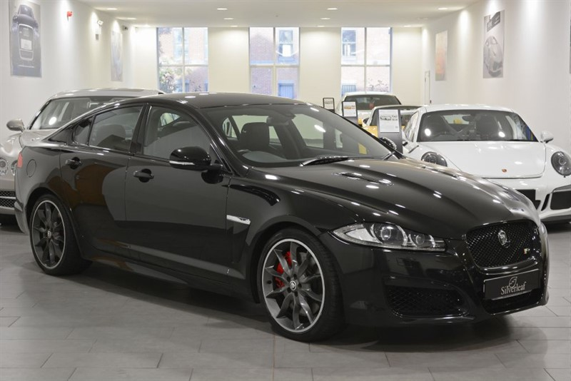 used Jaguar XF V8 R in sheffield-south-yorkshire