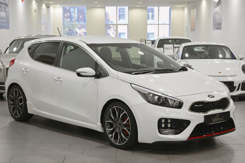 used Kia Ceed GT TECH in sheffield-south-yorkshire