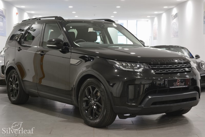 used Land Rover Discovery 3.0 TD V6 SE Auto 4WD (s/s) 5dr in sheffield-south-yorkshire