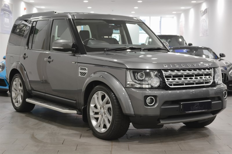 used Land Rover Discovery SDV6 HSE in sheffield-south-yorkshire