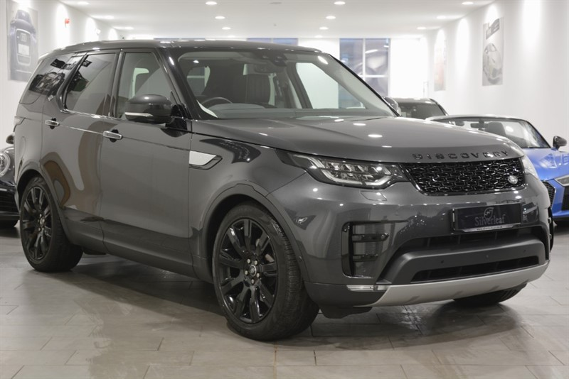 used Land Rover Discovery SD4 HSE LUXURY in sheffield-south-yorkshire