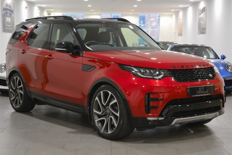 used Land Rover Discovery TD6 HSE in sheffield-south-yorkshire