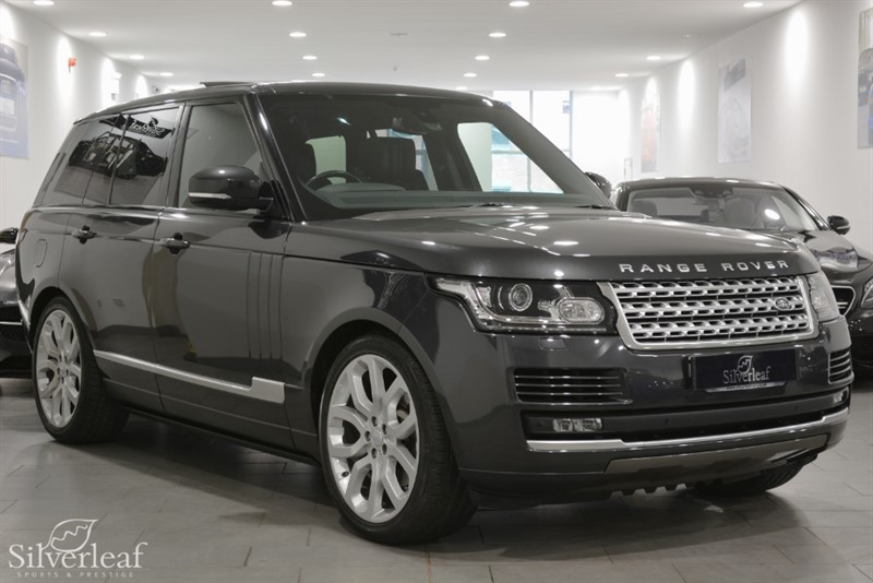 used Land Rover Range Rover TDV6 VOGUE in sheffield-south-yorkshire