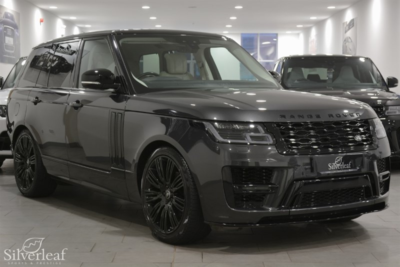 used Land Rover Range Rover SDV6 VOGUE SE in sheffield-south-yorkshire