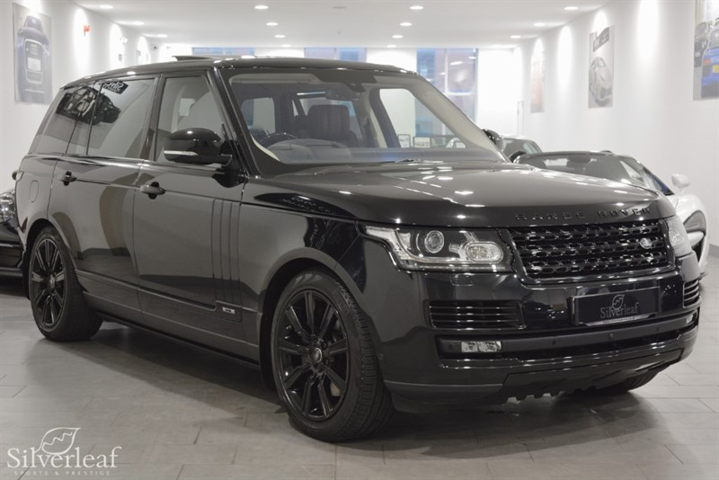 used Land Rover Range Rover SDV8 AUTOBIOGRAPHY LWB in sheffield-south-yorkshire
