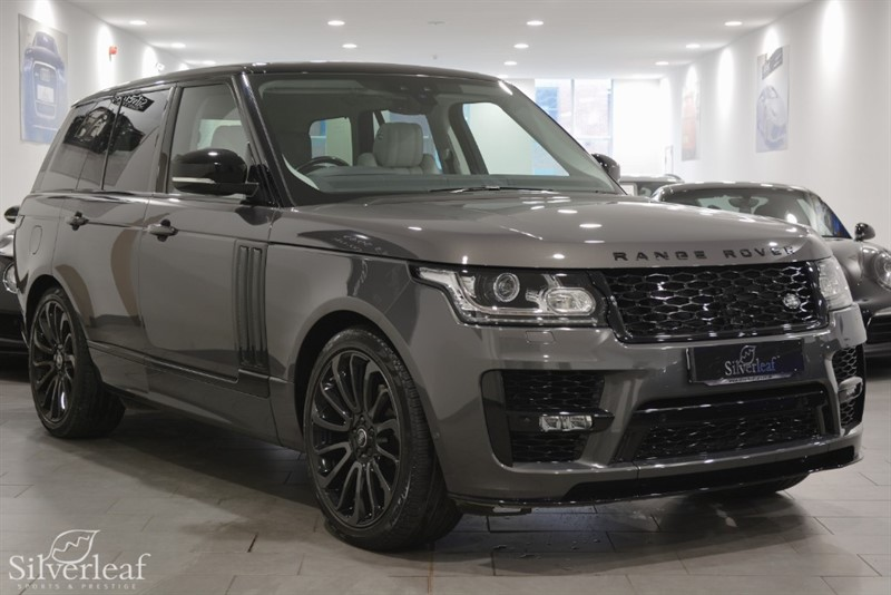 used Land Rover Range Rover TDV6 VOGUE SE in sheffield-south-yorkshire