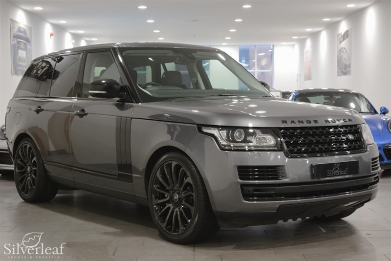 used Land Rover Range Rover SDV8 VOGUE in sheffield-south-yorkshire