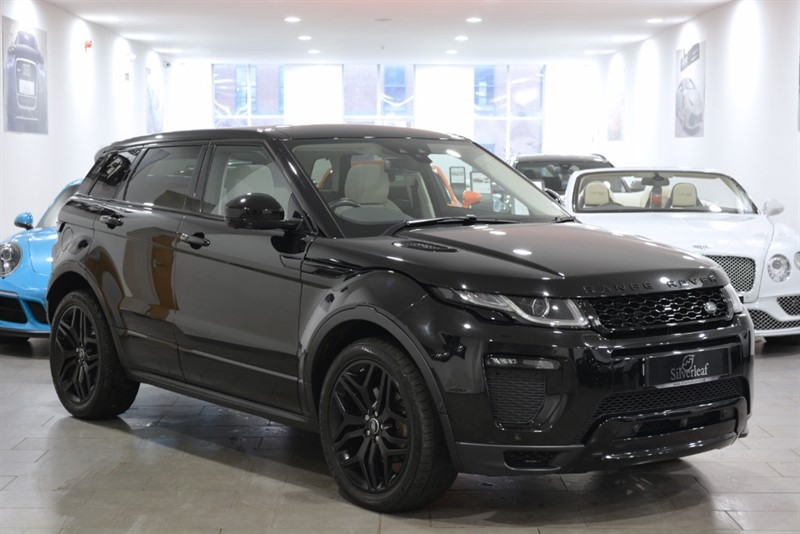 used Land Rover Range Rover Evoque TD4 HSE DYNAMIC LUX in sheffield-south-yorkshire