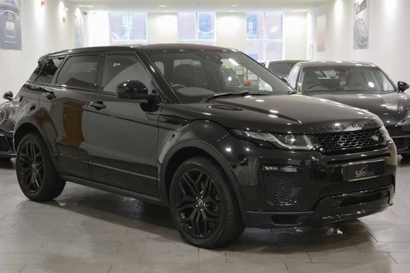 used Land Rover Range Rover Evoque TD4 HSE DYNAMIC in sheffield-south-yorkshire