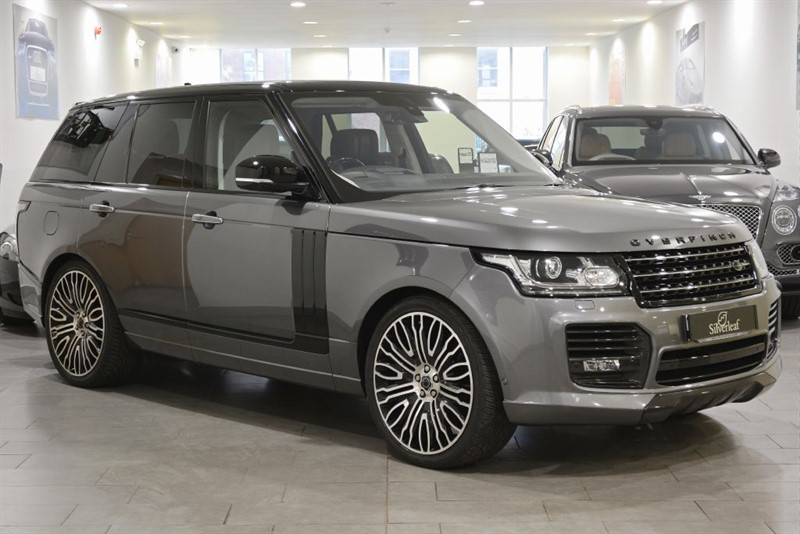used Land Rover Range Rover SDV8 AUTOBIOGRAPHY in sheffield-south-yorkshire