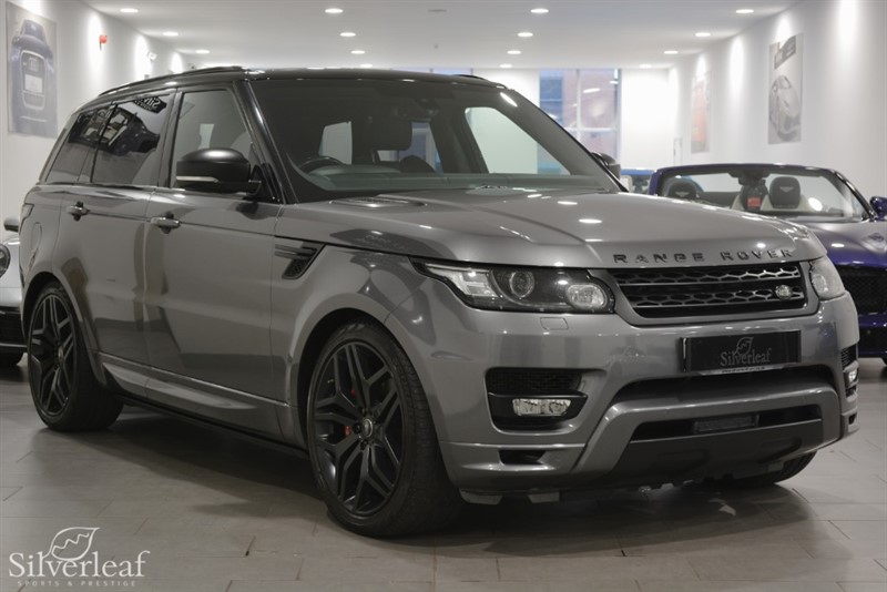 used Land Rover Range Rover Sport SDV8 AUTOBIOGRAPHY DYNAMIC in sheffield-south-yorkshire