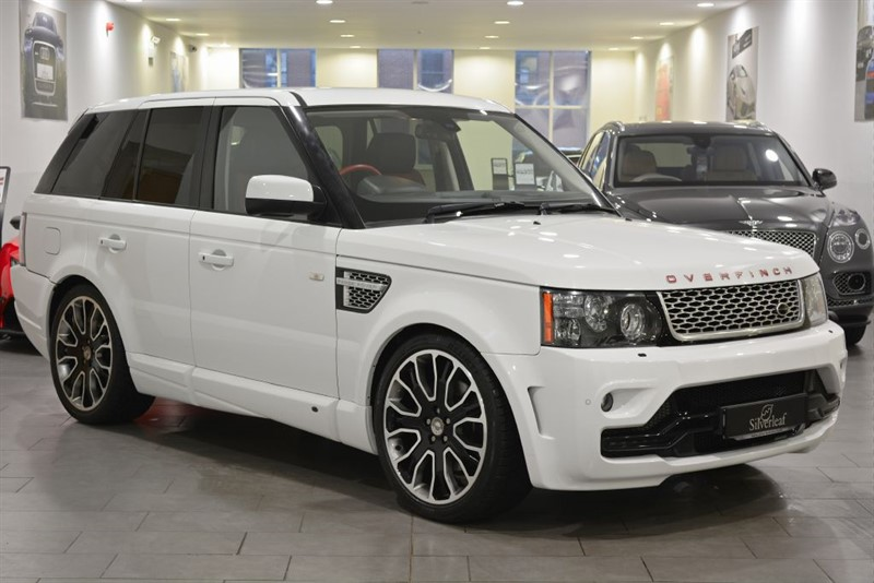used Land Rover Range Rover Sport SDV6 AUTOBIOGRAPHY SPORT in sheffield-south-yorkshire
