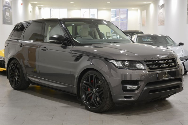 used Land Rover Range Rover Sport SDV6 AUTOBIOGRAPHY DYNAMIC in sheffield-south-yorkshire