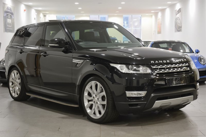 used Land Rover Range Rover Sport SDV6 HSE in sheffield-south-yorkshire