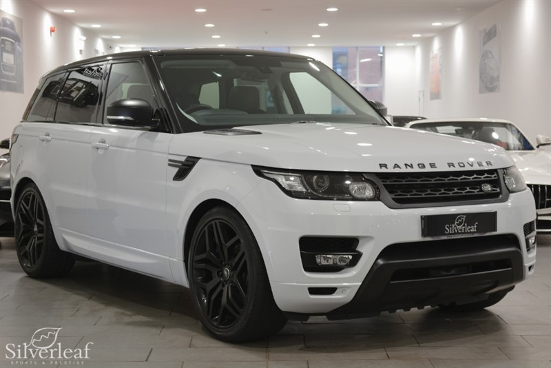 used Land Rover Range Rover Sport SDV6 HSE DYNAMIC in sheffield-south-yorkshire