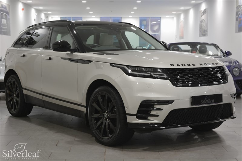 used Land Rover Range Rover Velar R-DYNAMIC SE in sheffield-south-yorkshire