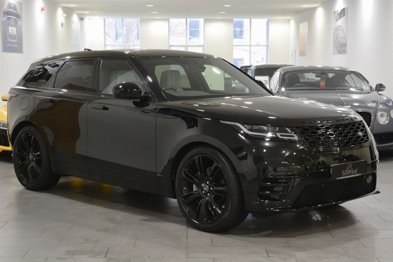 used Land Rover Range Rover Velar R-DYNAMIC HSE in sheffield-south-yorkshire