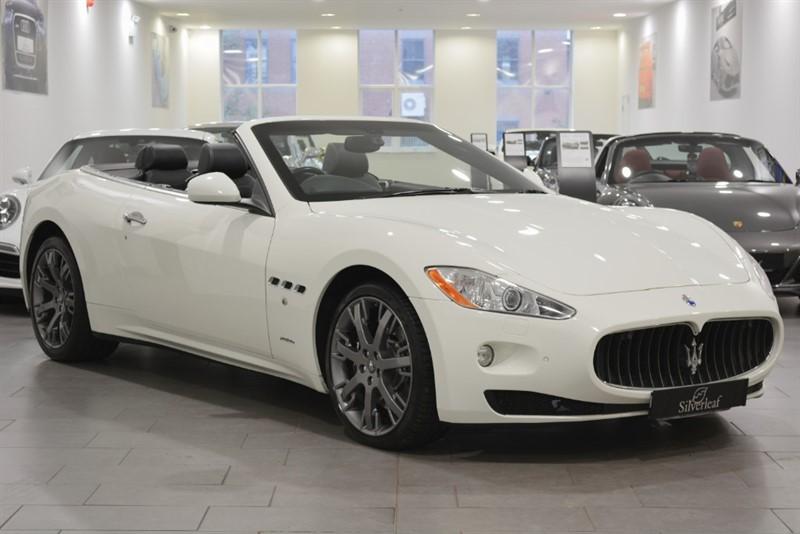 used Maserati Granturismo GRANCABRIO in sheffield-south-yorkshire