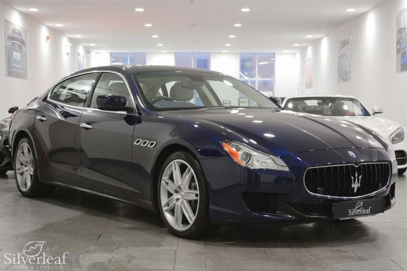 used Maserati Quattroporte DV6 in sheffield-south-yorkshire